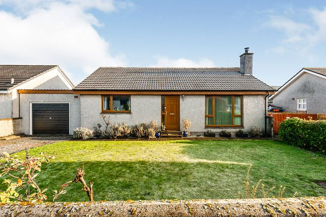 Thumbnail Bungalow for sale in Spey Drive, Rothes, Aberlour, Moray