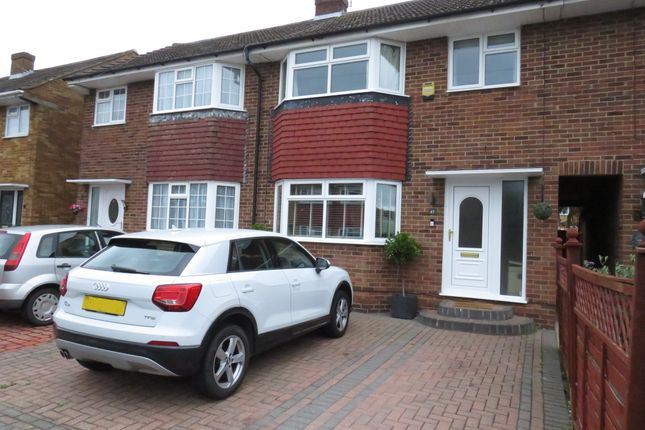 Thumbnail Terraced house for sale in Lucas Avenue, Chelmsford