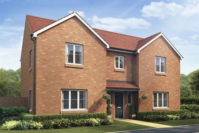 "Thumbnail Detached house for sale in ""The Bond"" at Hatfield Road, St Albans"