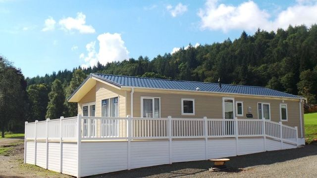 Thumbnail Property for sale in Evesham Moffat Manor Holiday Park, Beattock, Dumfries And Galloway