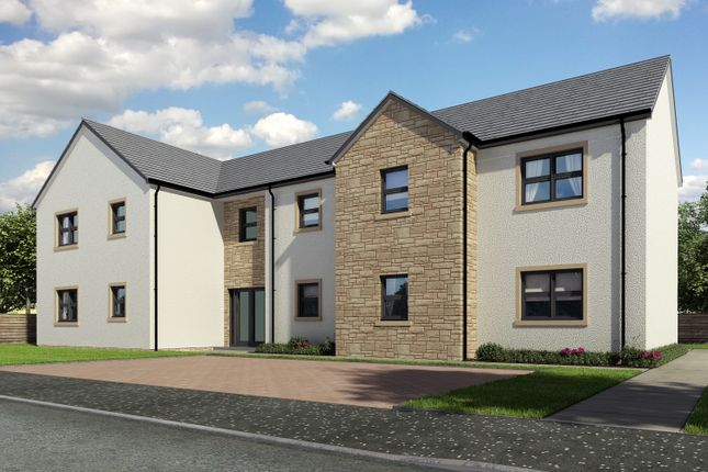 Thumbnail Flat for sale in Bowfield Road, West Kilbride