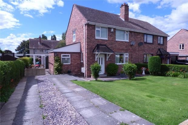 3 bed semi-detached house for sale in Woodside North, Carlisle, Cumbria
