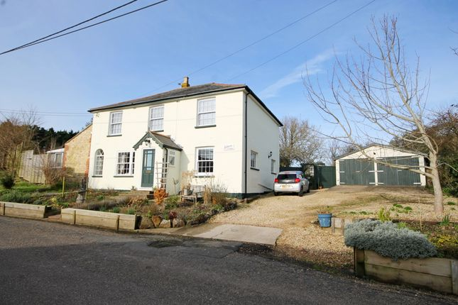 Thumbnail Detached house for sale in Norton Green, Freshwater