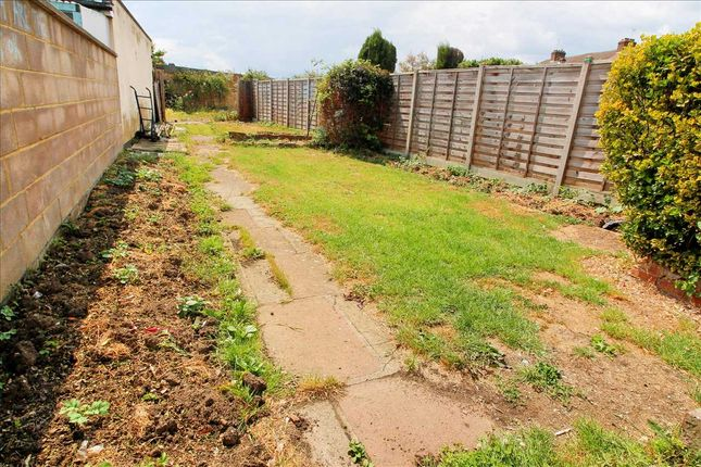 Rear Garden of Waltham Drive, Edgware HA8