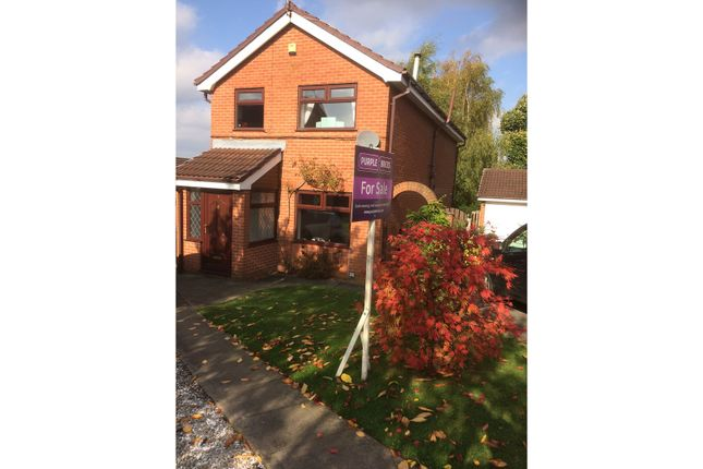 Thumbnail Detached house for sale in Heddon Close, Heaton Mersey