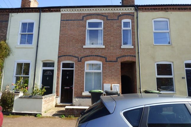 Thumbnail Terraced house to rent in Gladstone Street, Beeston, Nottingham
