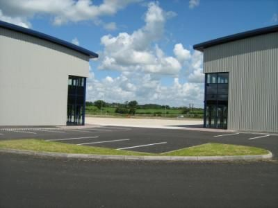 Industrial for sale in Design & Build Units, Mullbry Business Park, Whitchurch, Shropshire
