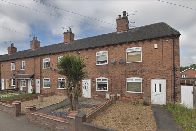 Thumbnail End terrace house to rent in Millstone Lane, Nantwich