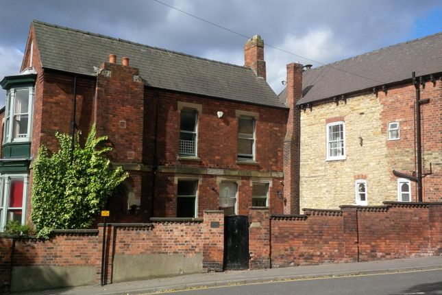 Thumbnail Flat to rent in 39 Spring Hill, Lincoln