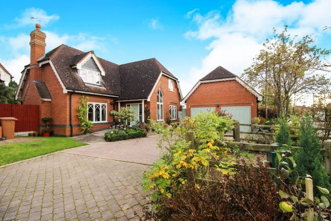 4 bed detached house for sale in Apple Tree Close, Nailstone