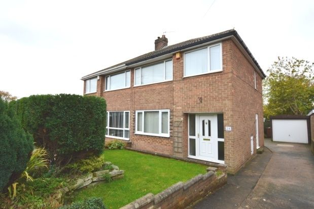Thumbnail Semi-detached house to rent in Lake Lock Drive, Stanley, Wakefield