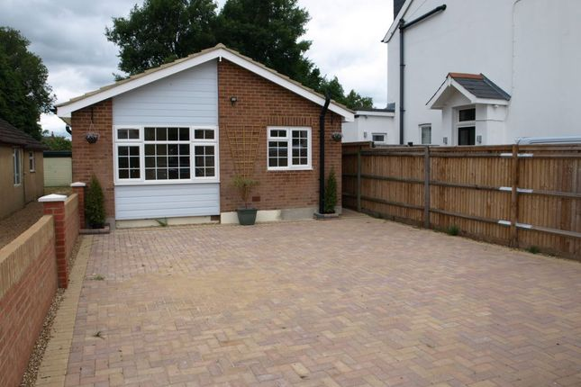 Thumbnail Bungalow to rent in College Road, Sandhurst