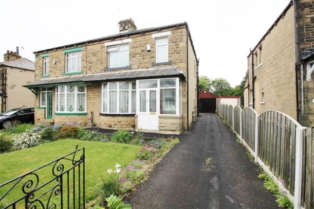 Thumbnail Semi-detached house for sale in Peckover Drive, Pudsey