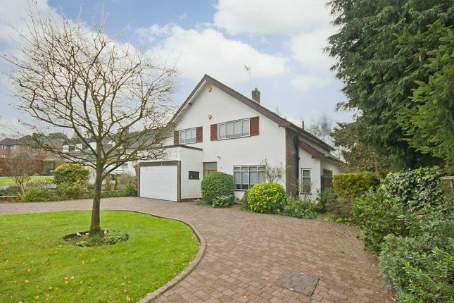 Thumbnail Detached house for sale in Heathside Road, Moor Park, Northwood, Middlesex