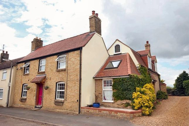 Thumbnail Semi-detached house for sale in Aldreth Road, Haddenham, Ely