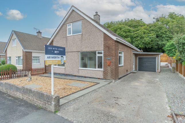 4 bed detached house for sale in Y Wern, Llanfairpwllgwyngyll LL61