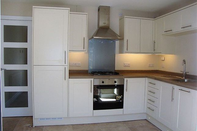 Thumbnail Terraced house to rent in Landau Close, Undy