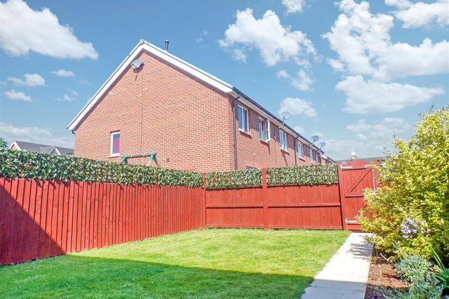 External of Suffolk Court, Buckshaw Village, Chorley PR7