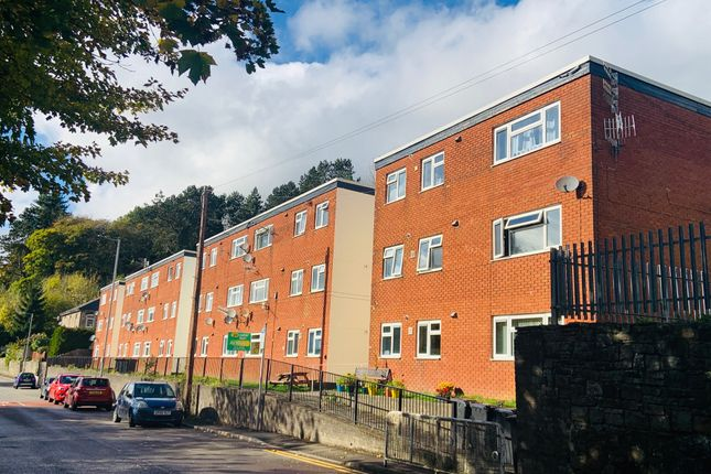Thumbnail Flat for sale in Albion Road, Pontypool
