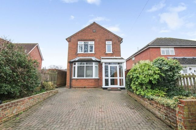 Thumbnail Detached house for sale in Layer Road, Colchester