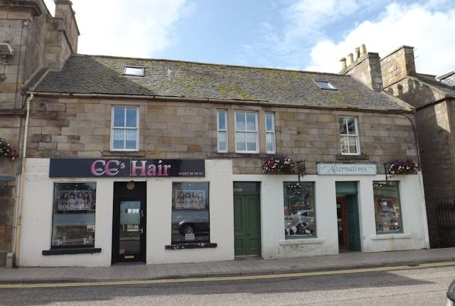 Thumbnail 2 bed flat for sale in 41 High Street, Tain