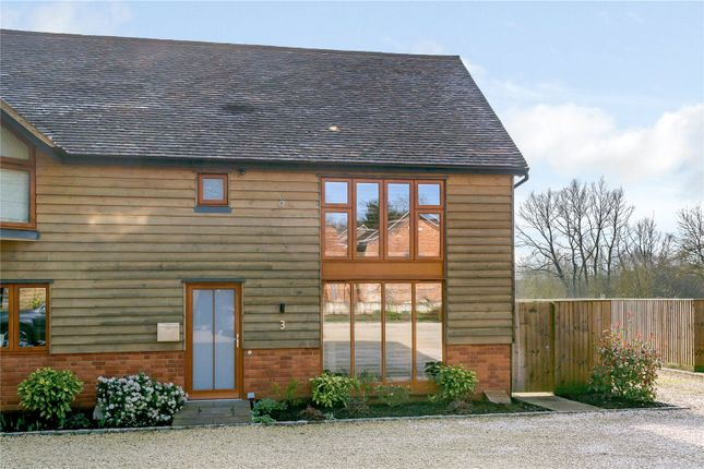 Thumbnail Semi-detached house for sale in The Street, Greywell, Hampshire
