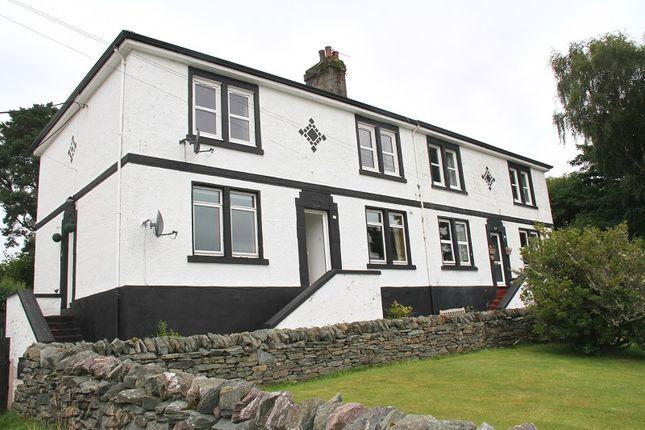 Thumbnail Flat for sale in Garval Terrace, Tarbert