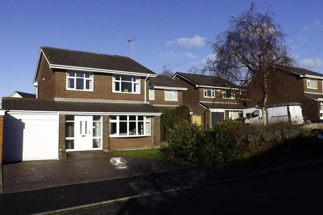 Thumbnail Detached house for sale in Broome Hill, Clayton, Newcastle-Under-Lyme