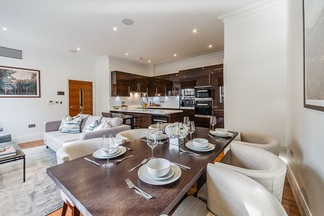 Thumbnail Triplex to rent in Palace Wharf Apartments, Rainville Road, Fulham