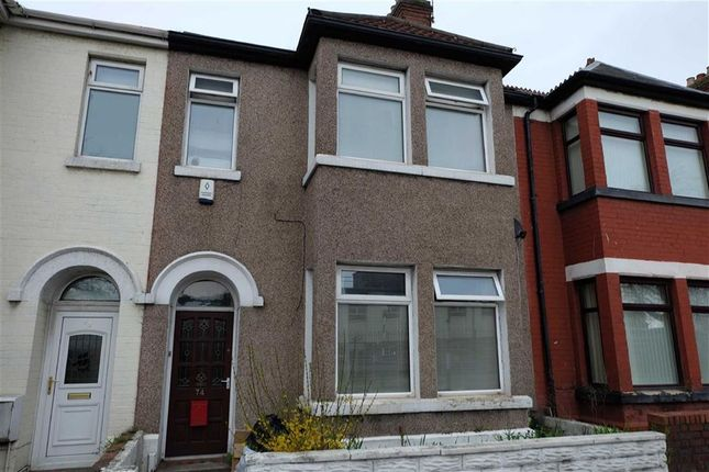 Thumbnail Terraced house for sale in Cardiff Road, Barry, Vale Of Glamorgan