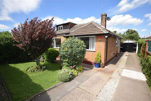 Thumbnail Semi-detached bungalow for sale in Arnold Avenue, Southwell, Nottinghamshire