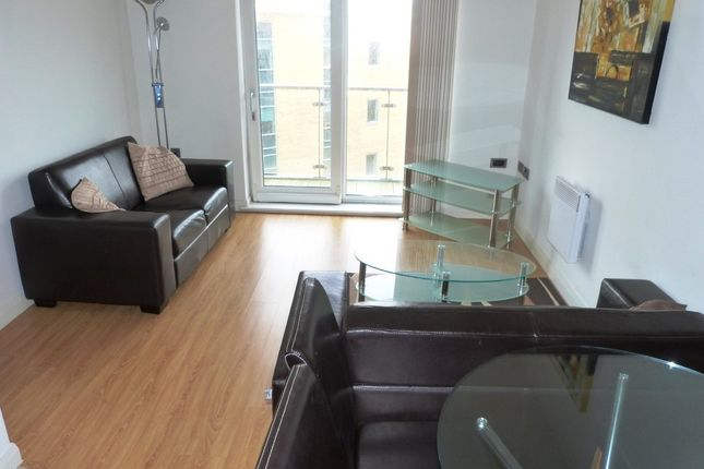 Thumbnail Flat to rent in Xq7, Taylorson Street South, Salford Quays