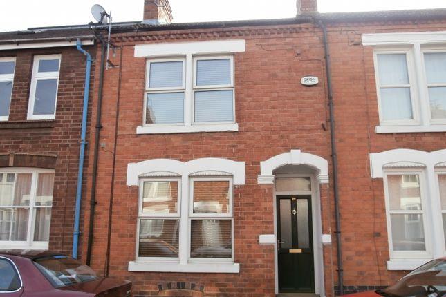 Thumbnail Terraced house to rent in Milton Street, Northampton