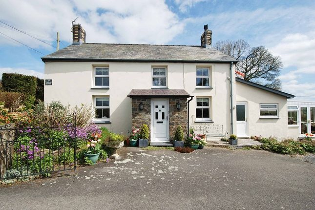 Thumbnail Country house for sale in Talsarn, Near Lampeter, Ceredigion