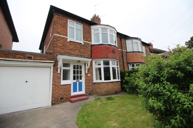 3 bed semi-detached house to rent in The Wynd, Kenton, Newcastle Upon Tyne