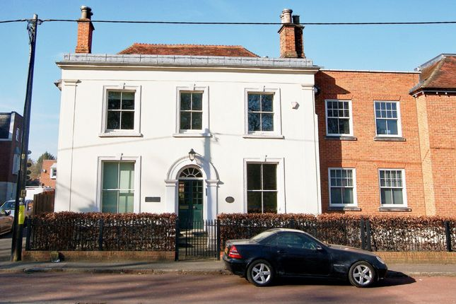 Thumbnail Detached house for sale in High Street, Hartley Wintney