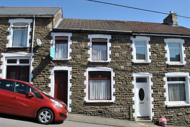 Thumbnail Terraced house for sale in St. Gwladys Avenue, Bargoed