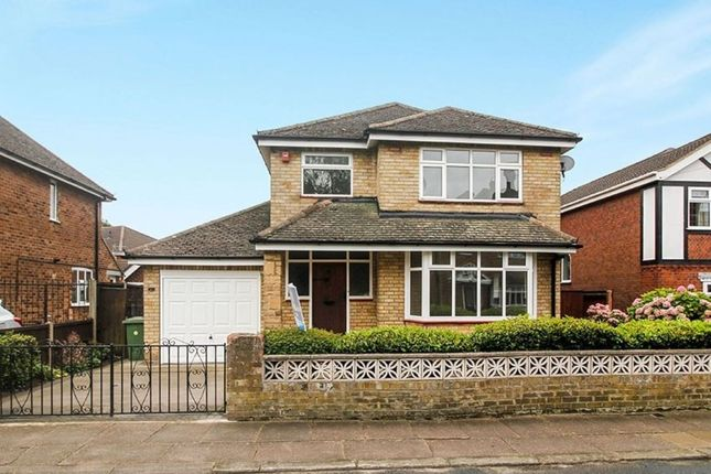 Thumbnail Detached house for sale in Canterbury Drive, Grimsby