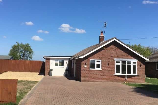 Thumbnail Detached bungalow for sale in Northgate, Pinchbeck, Spalding