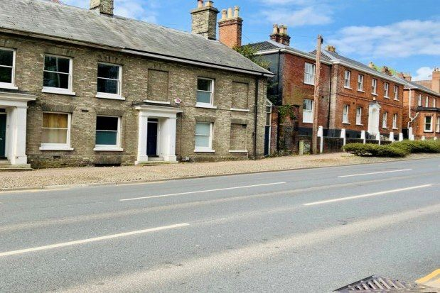 2 bed property to rent in Bracondale, Norwich NR1
