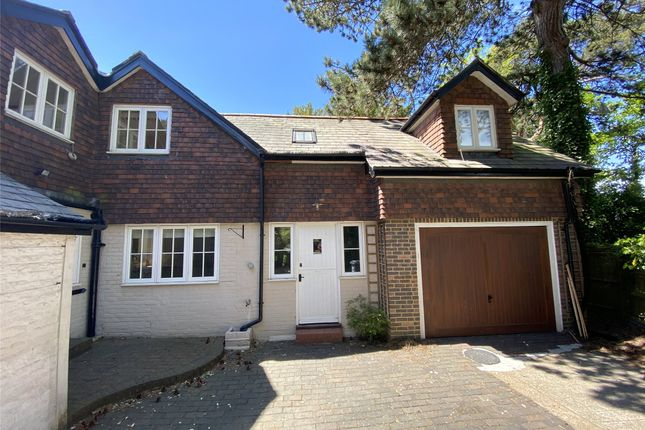 Thumbnail Detached house to rent in Reigate Road, Reigate, Surrey