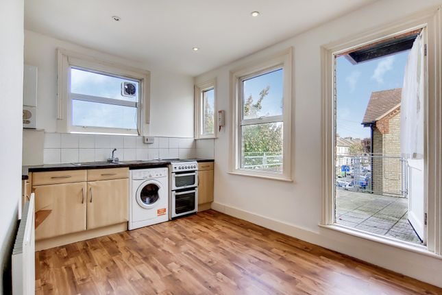 Thumbnail Flat to rent in Portland Mansions, Portland Road, London