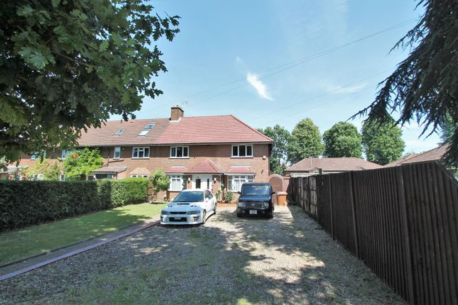 Thumbnail End terrace house for sale in Briars Lane, Hatfield