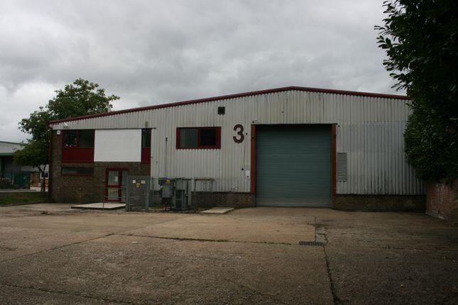 Thumbnail Industrial to let in 3 Bordon Trading Estate, Oakhanger Road, Bordon