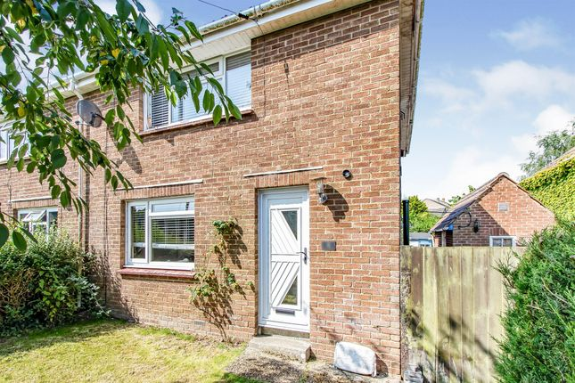 3 bed semi-detached house for sale in Thornford Road, Yetminster, Sherborne DT9