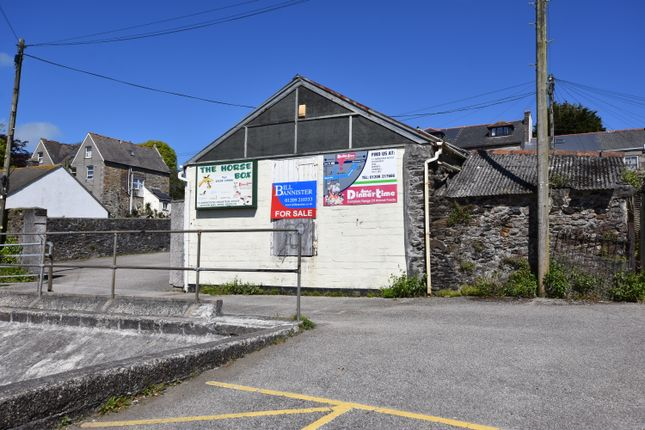Thumbnail Land for sale in New Cut, Redruth