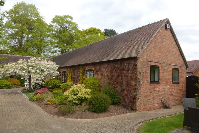 Thumbnail Barn conversion for sale in Holly Lane, Balsall Common, Coventry