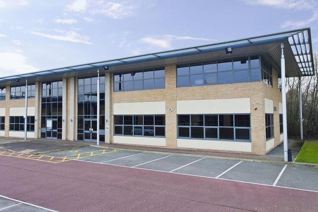 Thumbnail Office to let in Unit 5B, Olympic Park, Birchwood, Warrington, Cheshire