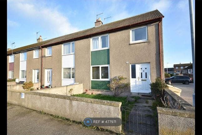 Thumbnail End terrace house to rent in Moray Street, Lossiemouth