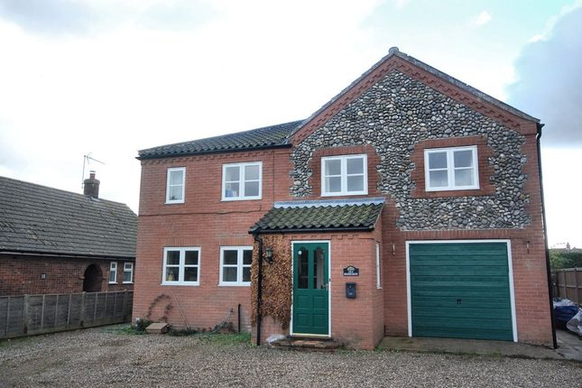 Thumbnail Detached house for sale in Mill Street, Holt